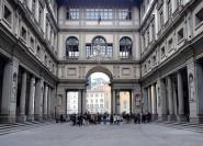 Florenz: Private Uffizien