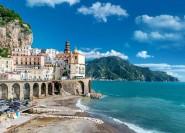 Ab Neapel: Private Amalfiküstentour