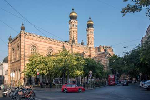 Budapest Private 3-Hour Jewish Heritage Tour