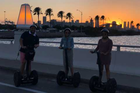 Miami: South Beach Segway Tour at Sunset