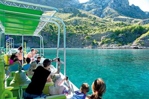 Mallorca: 3-Hour East Coast Caves and Coastline Boat Trip
