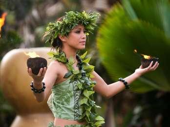 Kauai: Erlebnis-AbendessenLuau Kalamaku