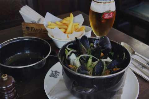 Belgian Beer and Food Pairing in Brussel