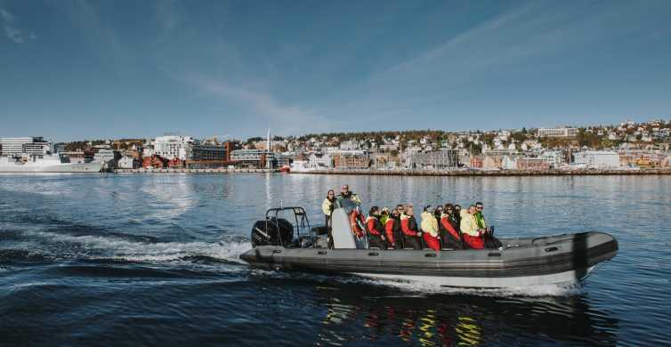 Tromso: Fjord Excursion by RIB Boat