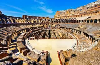 Rom: Kolosseum-U-Bahn-Tour ohne Anstehen