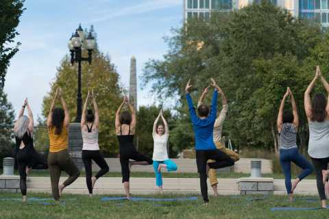 Asheville: Wellness-Focused Walking Tour