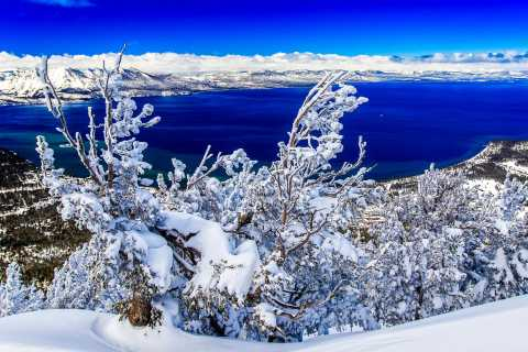 Lake Tahoe Scenic passeio de carro