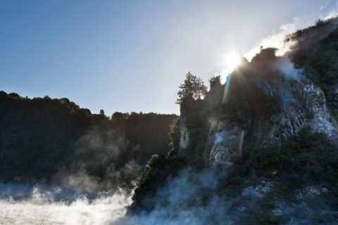Wai-O-Tapu & Waimangu Volcanic Valley Morning Tour