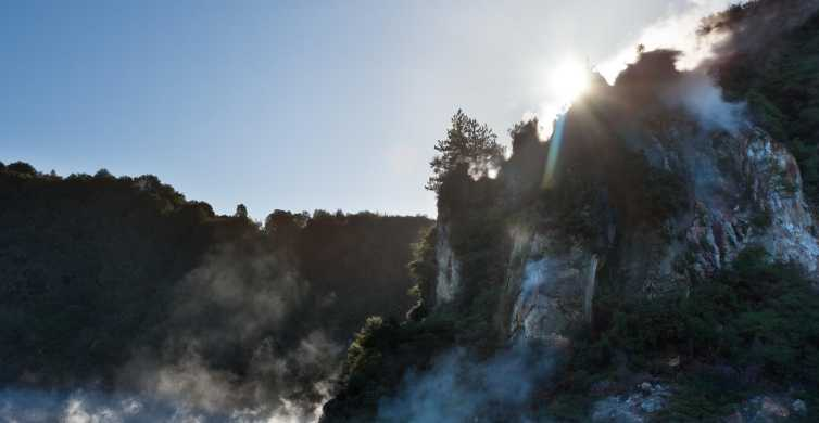 Wai-O-Tapu & Waimangu Volcanic Valley Morning Tour