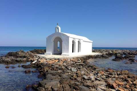 Rethymnon: Kournas Lake & Argyroupolis Small Group Tour