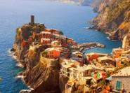 Ab La Spezia: Geführte Wandertour in Cinque Terre