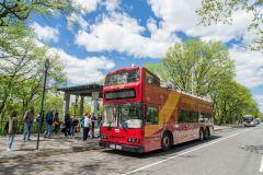 Nova Iorque: Ônibus Hop-On Hop-Off, Balsa ou Tour à Noite