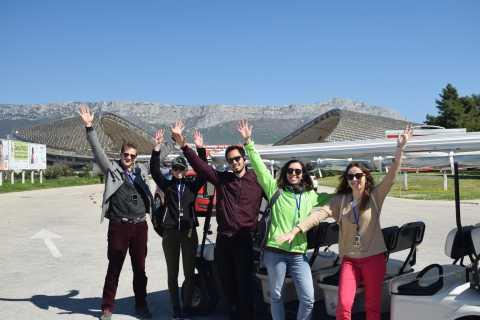 Split: Private Electric Car City Tour