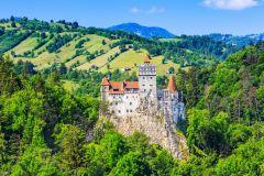 De Bucareste: excursão de dia inteiro ao Castelo do Drácula