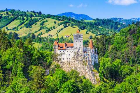 Dracula's Castle Full-Day Tour from Bucharest