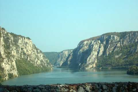 From Belgrade: Danube Tour - Iron Gates (With Cruise)