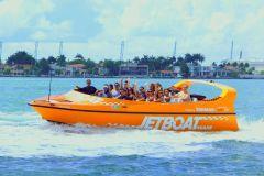 Miami: Adrenalina em Passeio de Barco a Jato