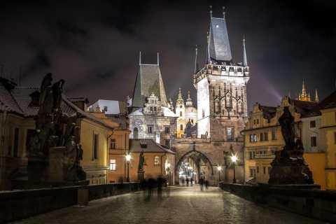 Prag: Spöken & legender - 1,5 timmes stadsvandring i mörkret