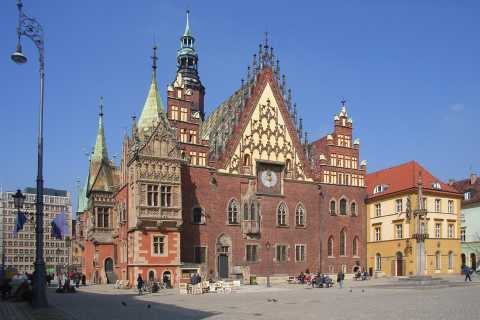 Wrocław: Private City Walking Tour