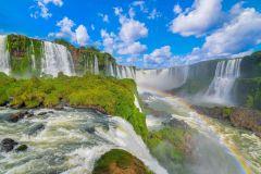 De Foz do Iguaçu: Cataratas Brasil e Argentina Grupo Pequeno