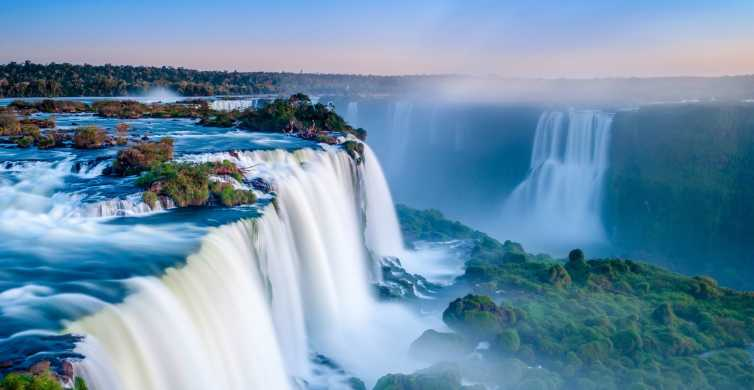 From Foz do Iguaçu:Argentine Falls Small Group Full-day Tour