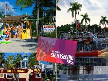 Der Miami Sightseeing Day Pass - 35+ Attraktionen