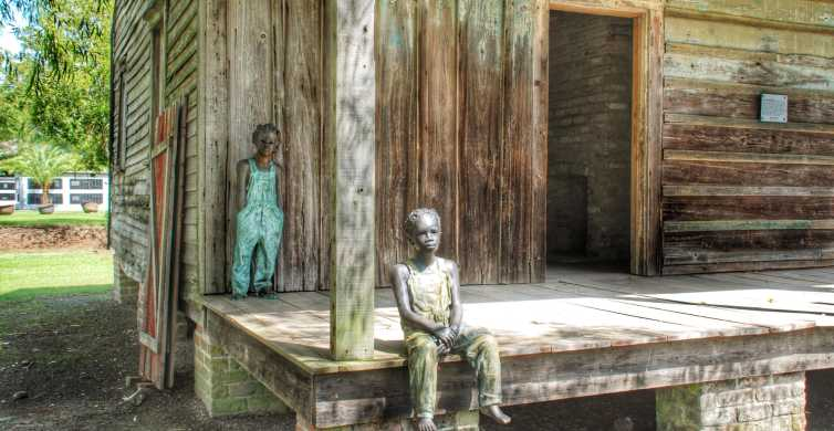 From New Orleans: Whitney Plantation Tour