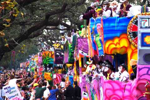 New Orleans: Sightseeing Day Passes for 25+ Attractions