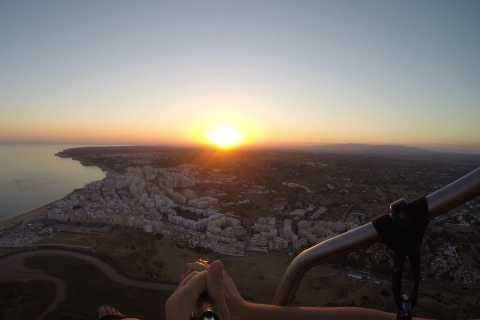 Albufeira: Paragliding and Paratrike Tandem Flights