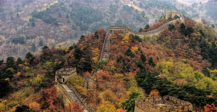 Mutianyu Great Wall Bus Transfer with Options