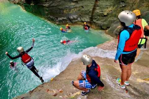 Cebu: Kawasan Falls Canyoneering & Cliff Jump Private Tour