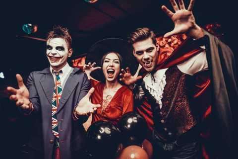 Transilvania: tour di Halloween di 2 giorni da Bucarest