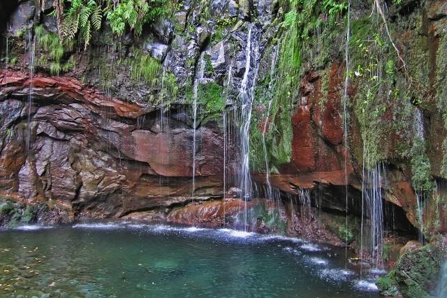 Madeira: wandeling langs de 25 fonteinen van Rabaçal