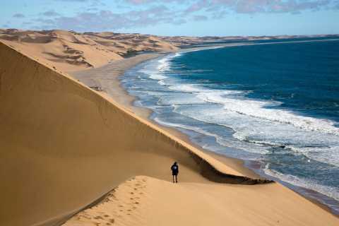 Walvis Bay: 4x4 Desert Excursion to Sandwich Harbour Bay
