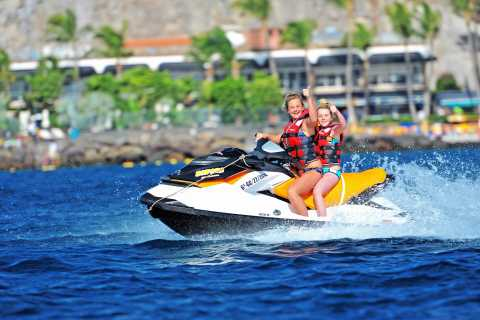 Gran Canaria: 1-timmars Jet Ski Excursion