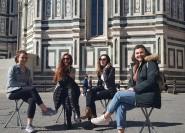 Florenz: 1,5-stündiger Rundgang mit Gelato