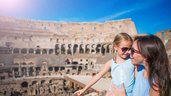 Roma: tour prioritario Coliseo, Foro Romano y monte Palatino