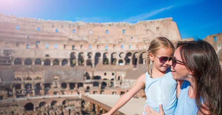 Приоритетный вход в Колизей, Римский форум, Палатинский холм