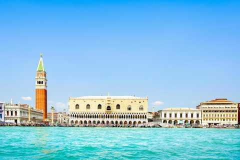 Tour: Palacio Ducal de Venecia sin colas