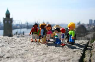 Hamburg: Hafen-Tour für Familien
