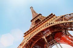 Torre Eiffel: Acesso Direto ao 2º Andar e Topo