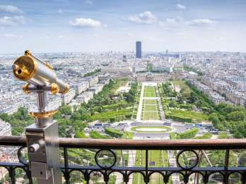 Eiffelturm: Direkter Zugang zur 3. oder 2. Ebene