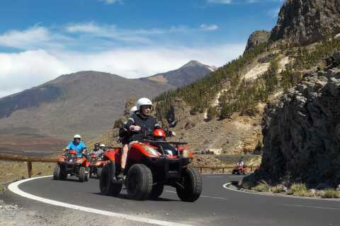 Teneriffa: Quad-Tour zum Nationalpark El Teide