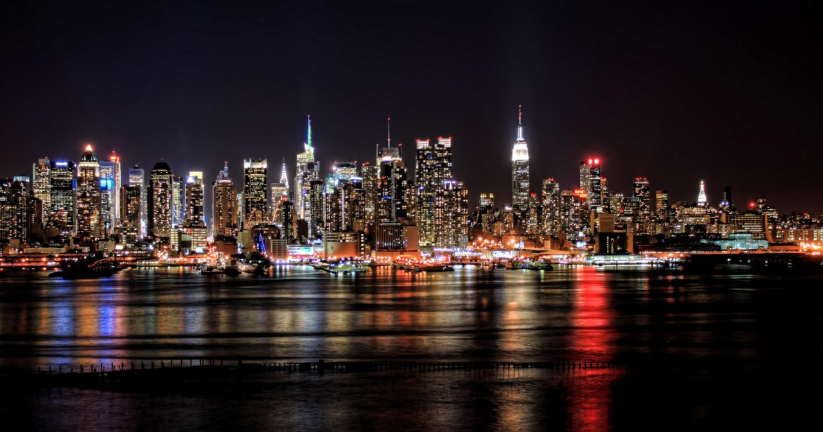New York City Night Skyline 4 Hour Bus Tour From Manhattan New York City United States Getyourguide