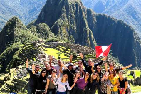 From Aguas Calientes: Machu Picchu Guided Tour