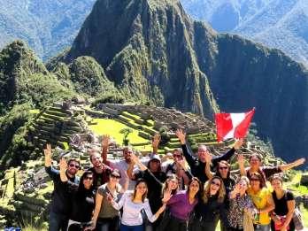 Ab Aguas Calientes: Geführte Tour Machu Picchu