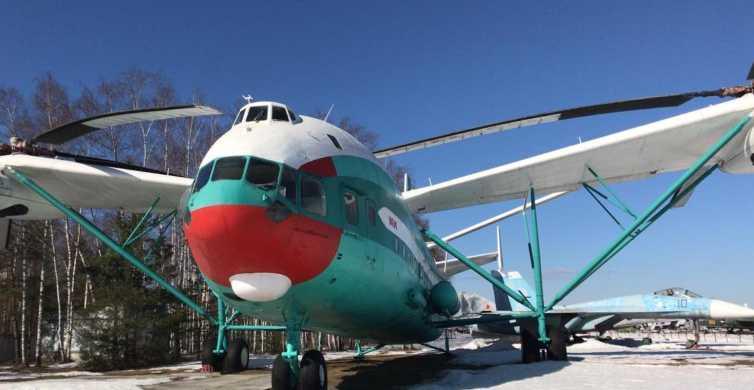 Monino Aviation Museum tour