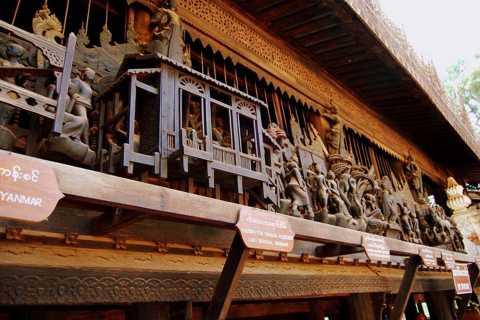 Bagan: Sa Lay Mount Popa Day Tour