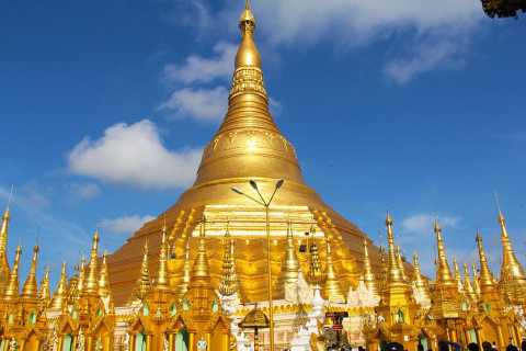 Yangon: Private Full-Day Tour