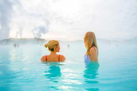 From Reykjavik: Golden Circle Tour & Blue Lagoon Transfer